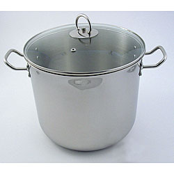 Shop Camerons 20 Quart Stock Pot Free Shipping Today