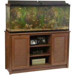 Corner Fish Tanks with Stand for sale | eBay