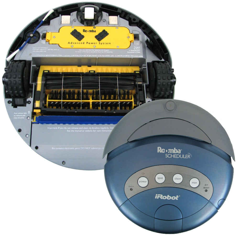 Irobot Roomba Cordless Vacuum Model 415 Refurbished