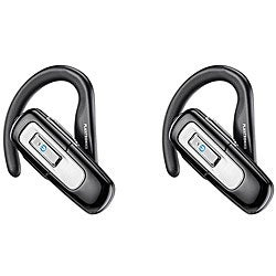 Plantronics Explorer 220 Bluetooth Headset (Pack of 2) (Refurbished)