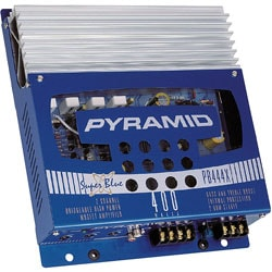 Pyramid 400-watt 2-channel Mosfet Amplifier