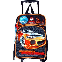 Hot wheels rolling backpack 11390585 overstock com shopping