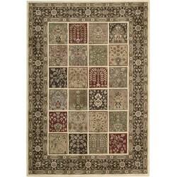 Nourison Brentwood Multi-color Rug (7'9 x 10'10)