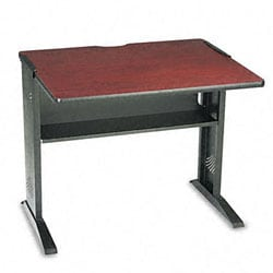 Computer Desk with Reversible Top