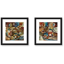 Gallery Direct DeRosier 'Of the Essence' 2-piece Framed Art Set