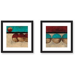 Gallery Direct M. Drake 'The End' 2-piece Framed Art Set