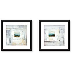 Gallery Direct Sean Jacobs 'Landscape' 2-piece Framed Art Print Set