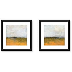 Gallery Direct Kim Coulter 'Time & Again' Framed Art Print Set