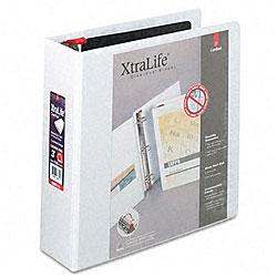 ClearVue XtraLife 3-inch Slant-D Presentation Binder