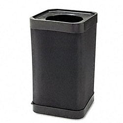 At-Your-Disposal Top Open Outdoor Waste Receptacle - 38 Gallon