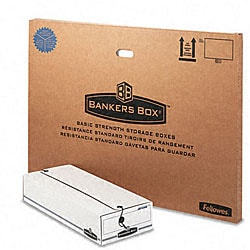 Fellowes Liberty Check Size Storage Boxes (Pack of 12)