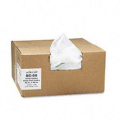 Classic 55 to 60-gallon Low-Density Can Liners (Case of 100)