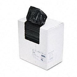 Heavy-Duty Drawstring 30-gallon Trash Can Liners (Case of 200)