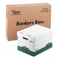 Fellowes R-Kive Green Storage Boxes (Pack of 12)