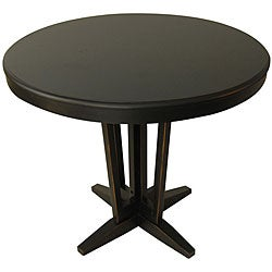 Maddox Espresso Dining Table - Thumbnail 0