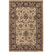 "Artist's Loom Hand-tufted Traditional Oriental Wool Rug - 7'9"" x 10'6"""