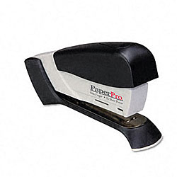 PaperPro Compact One-Finger Stapler
