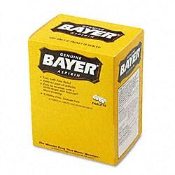 Bayer Aspirin (50 Packs per Box)