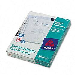 Avery Easy-load Semi-clear Sheet Protectors (Pack of 100)|https://ak1.ostkcdn.com/images/products/3/P11488977.jpg?impolicy=medium