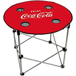 Shop Coca Cola Folding Table Free Shipping On Orders