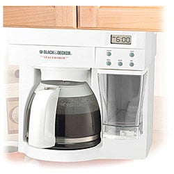 Black And Decker Coffee Maker Does Not Work : Black & Decker SpaceMaker 12-cup Coffee Maker - Free Shipping Today - Overstock.com - 11501418