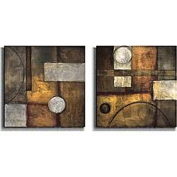 St. Germain 'Fotos Quadros' 2-piece Art Set