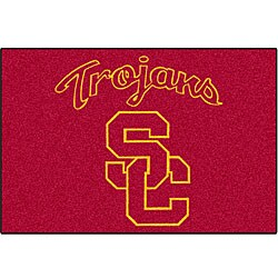 Fanmats NCAA University of Southern California Starter Mat (20 in. x 30 in.)