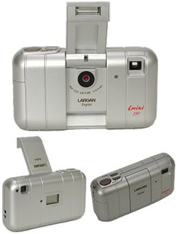 Largan L-mini 350 Digital Camera