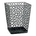 Square Wire Wastebasket