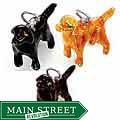 Best in Show Sterling Silver/ Enamel Labrador Charm