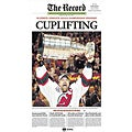 Scott Stevens Bergen 'Cup Lifting' Reprint Poster