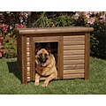 Outback Large Luxury Log Cabin Dog House