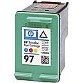 HP 97 Tri-color Ink Cartridge (Bulk Packaging)