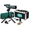 Yukon Straight Eye 15-45x60 Spotting Scope Kit