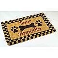 Bone Appetite Coir Doormat (1'6 x 2'6)