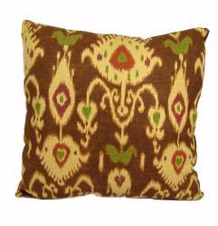 Laura Aztec 24-inch Floor Pillow - Thumbnail 2