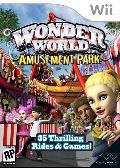 Wii - Wonderworld Amusement Park