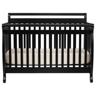 DaVinci Emily 4-in-1 Convertible Crib with Toddler Rail
