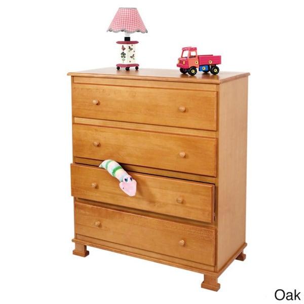 DaVinci Parker 4 Drawer Dresser   Free Shipping Today   Overstock.com    11147496