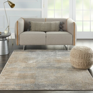 Nourison Solace Abstract Area Rug