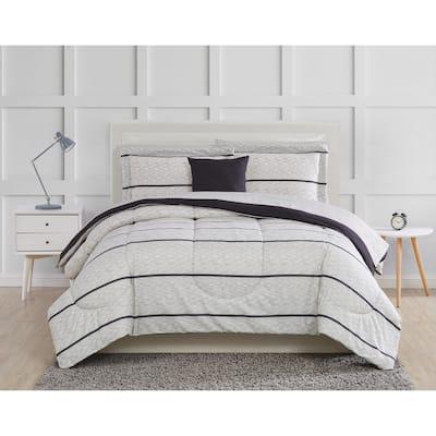 Truly Soft Stanton 12 Piece Complete Bedding Bundle