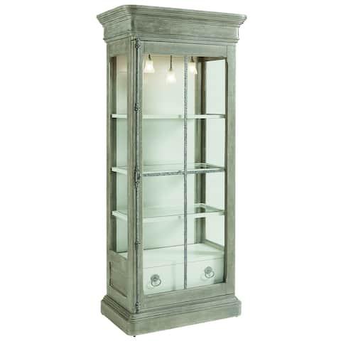 A.R.T. Furniture Summer Creek Brewster Store Cabinet - w-40 x d-22.3 x h-88.5