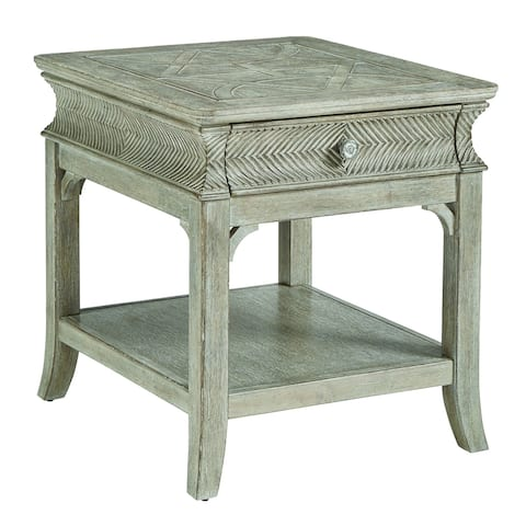 A.R.T. Furniture Summer Creek Lightkeepers Drawer End Table - w-24 x d-28 x h-62