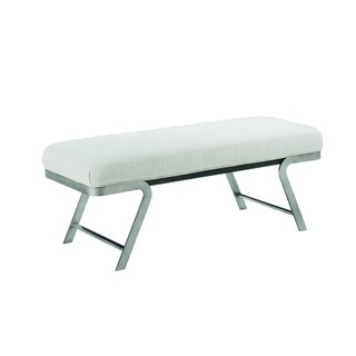 A.R.T. Furniture Prossimo Figurati Bed Bench - w-51.5 x d-19.5 x h-30