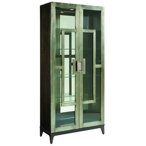 A.R.T. Furniture Prossimo Rammento Curio - w-40.5 x d-17.25 x h-86