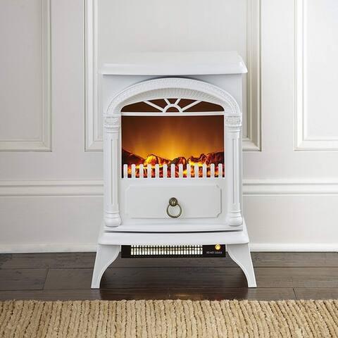 Hamilton Portable Electric Fireplace by e-Flame USA