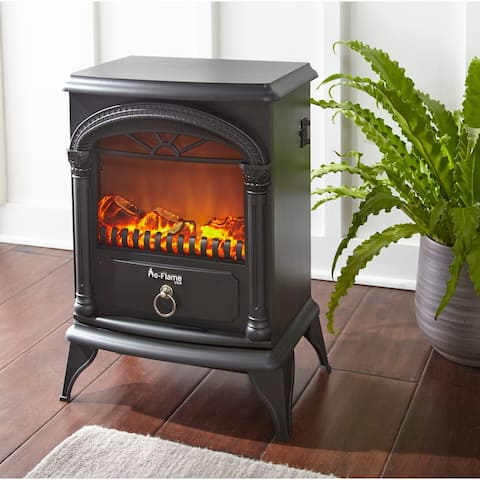 Hamilton Portable Electric Fireplace by e-Flame USA