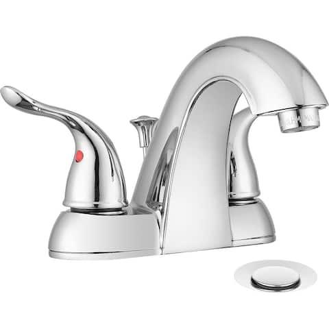 Pacific Bay Treviso Bathroom Faucet