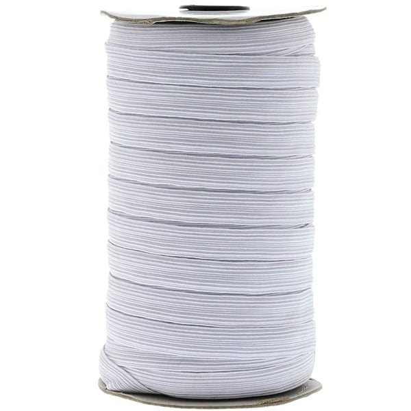 Genie Crafts 1mm Elastic String Twine Cord 24 Pack 12 Colors