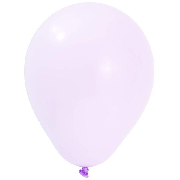 Blue Panda 50PCS Marble Latex Purple Balloons for Wedding Party Decorations